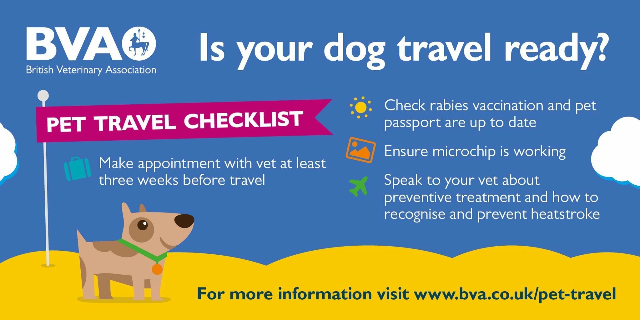 Travelling With Your Pet-What You Need To Know